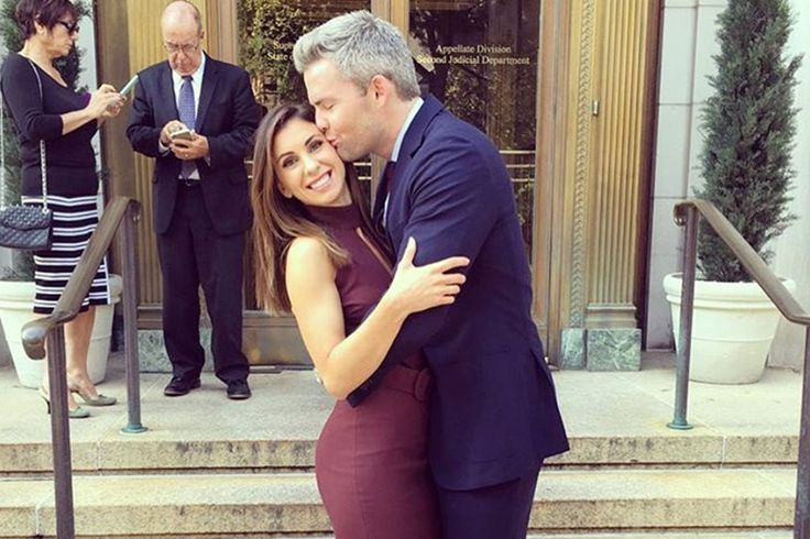 Ryan Serhant's Wife Emilia Bechrakis Just Celebrated a Big Career High