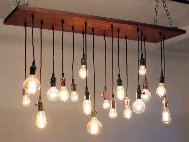 Top 25 Best Edison Bulb Chandelier Ideas On Pinterest