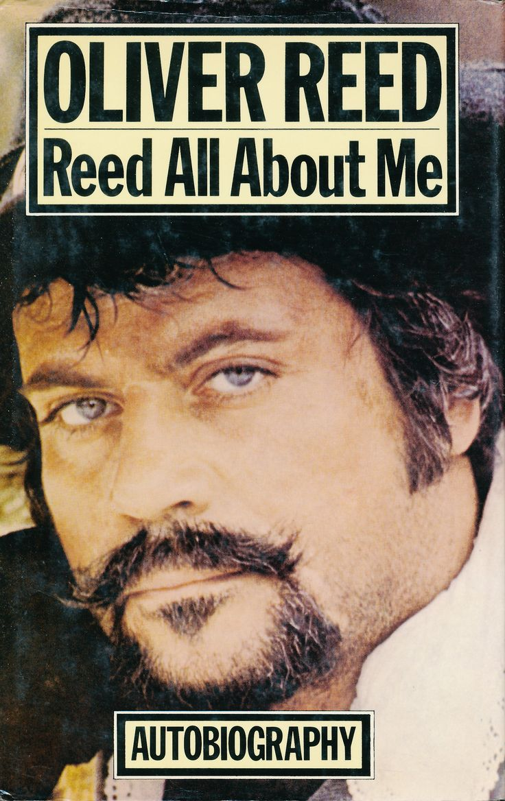 Reed All About Me, Oliver Reed, 1979