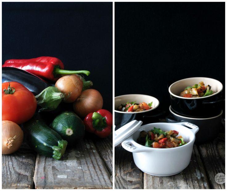 Ratatouille / Homecooking dept. / Franse keuken / groenten