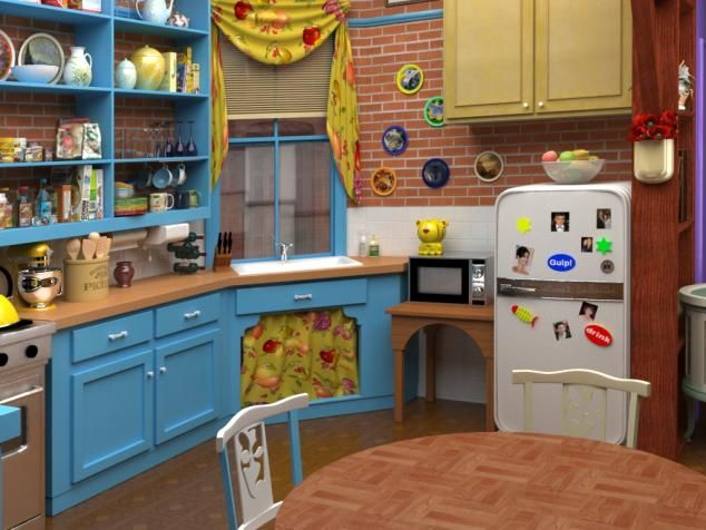 The Kitchen Tv Show 101 best friends images on pinterest | apartments, friends tv show