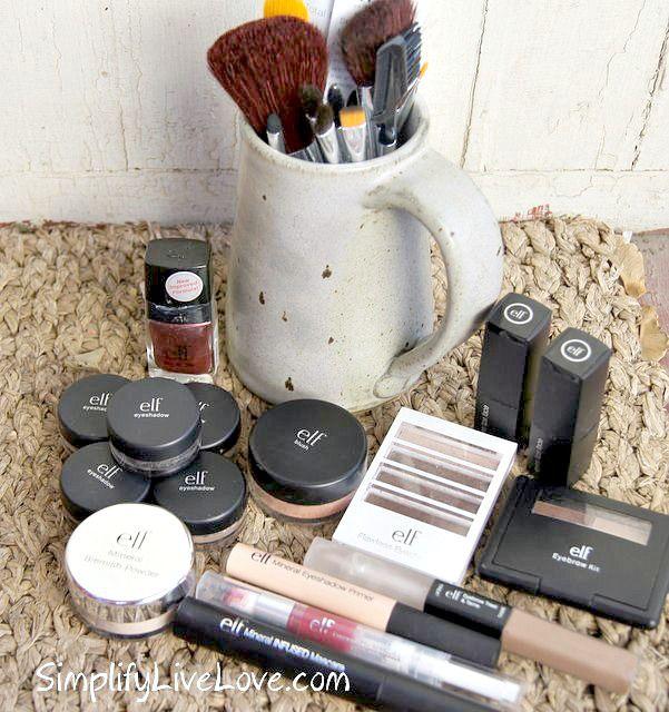 Elf Mineral Makeup Haul