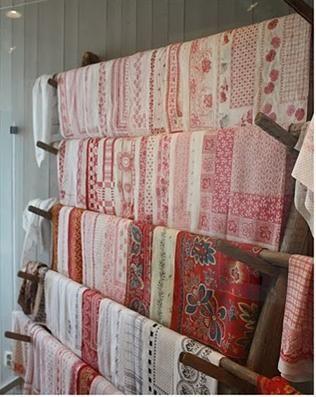 Utställningen på Zorns textilkammare 2010