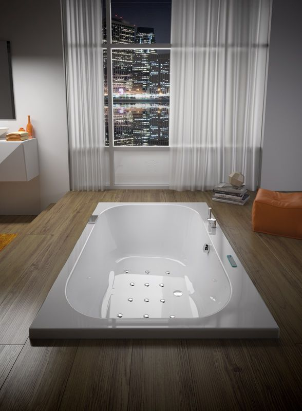 Bathtub BOSSANOVA by @GrandformIT