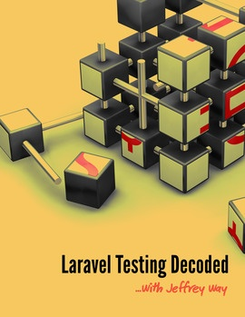 "Как и обещал  Jeffrey Way, в день релиза #laravel 4, опубликовал свою книгу ""Laravel Testing Decoded"". https://leanpub.com/laravel-testing-decoded"