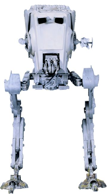 All Terrain Scout Transport - Info, Pictures, and Videos   StarWars.com