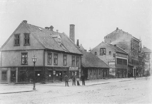 Grønlandsleiret 19-23 1896