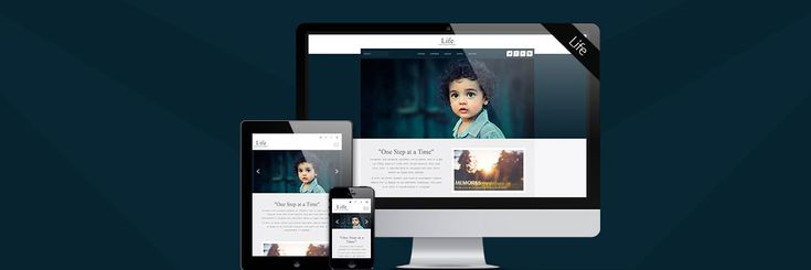 Life #joomla #template brings you a smart spacious layout for your next joomla project. Let your content do the talking while Life template frames it beautifully with clean simple css styling. A light fast joomla template design for blogs, businesses, photographers and much more.