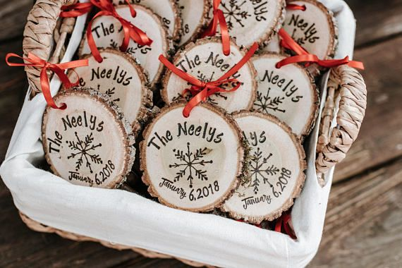 The trend for wedding favors is moving away from the traditional. Couples want more thoughtful and personalized wedding favors to give as gifts for their guests. Here are 11 unique wedding favors that your guests will actually want to use and not just toss in the pit of their car never to be seen again.