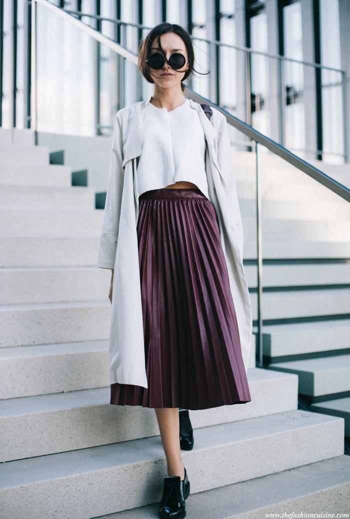 Best 25  Burgundy skirt ideas on Pinterest | Work skirts, Camel ...