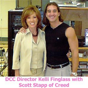 Dallas Cowboys Cheerleaders Legends: Kelli Finglass and Judy Trammell