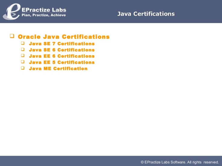 9 best images about Java Architect Certification Training Lab on ...