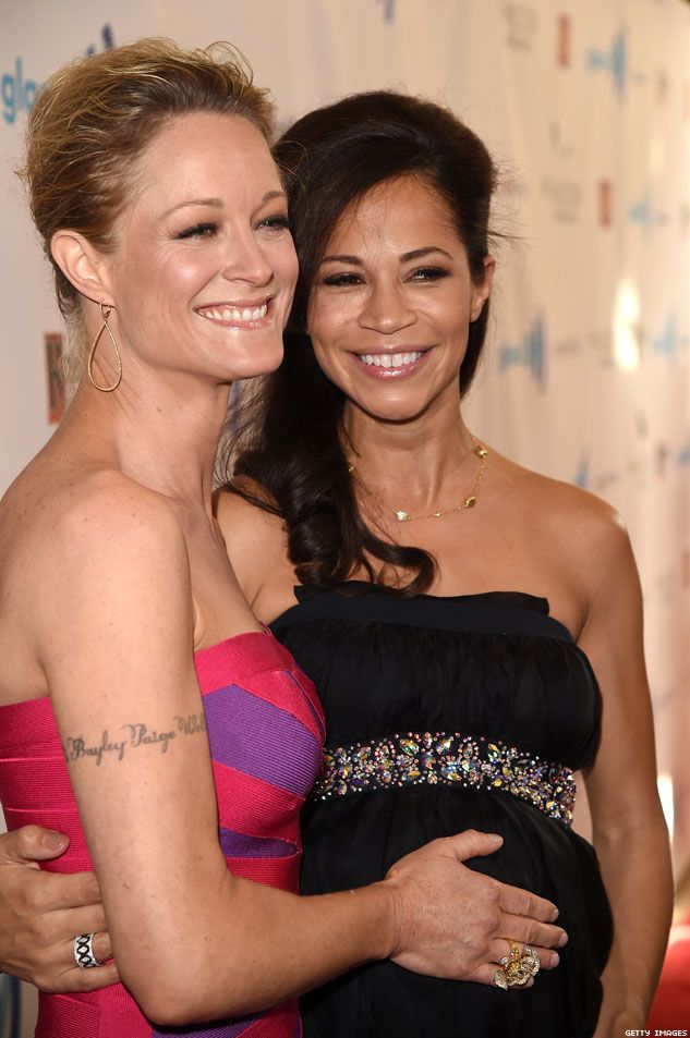 SheWired - 10 Minutes with The Fosters' Teri Polo on LGBT Fans and Sexy Scenes with Sherri Saum