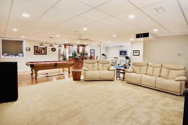 Inspirational Corning Basement Finishing System Cost