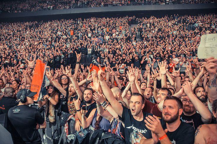 2017-09-08 Paris, France - Metallica