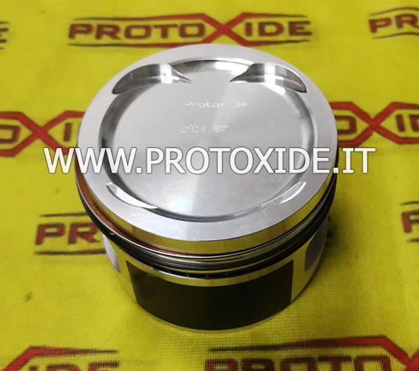 Pistoni Stampati Fiat Punto Gt Uno Turbo 1 600 16v Turbo Al