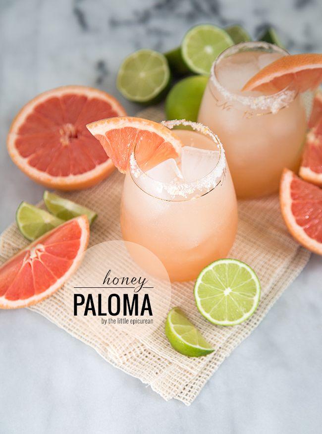 Honey Paloma | The Little Epicurean