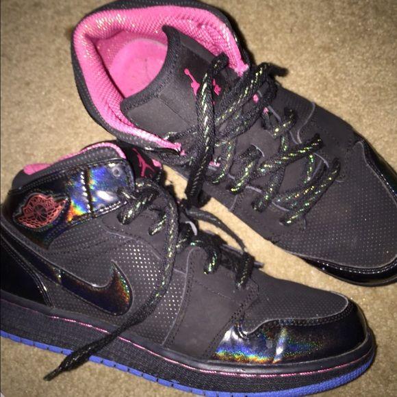 Nike Jordan's size6 Good condition. Women's size 6 Nike Shoes Sneakers