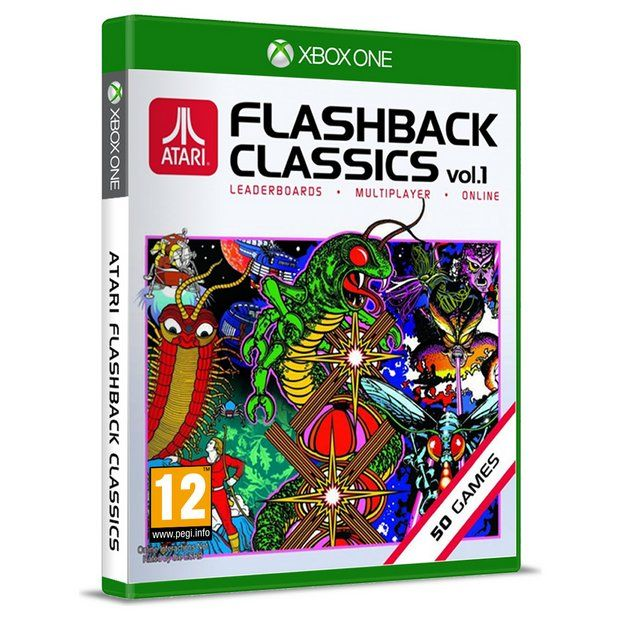 Buy Atari Flashback Classics Volume 1 Xbox One Game at Argos.co.uk - Your Online Shop for Video games and consoles, Clearance Technology, Technology.