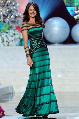 Miss Venezuela 2012 | Galería de fotos 2 de 10 | Glamour Mexico