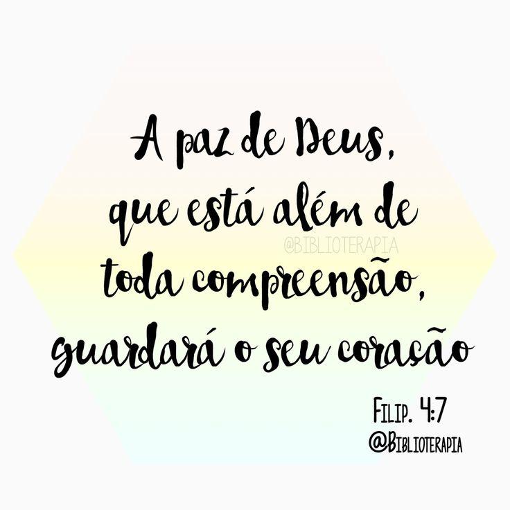 Deus é tudo!!!