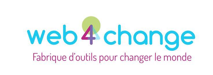 web4change logo
