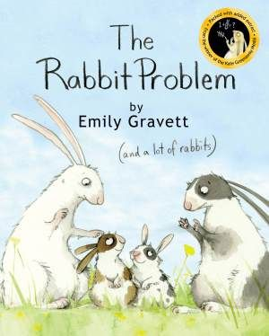 The Rabbit Problem by Emily Gravett.  There is just so much rich language and wonderful numeracy in this text! Amazing! Created as a calendar, it would be wonderful to hang on the wall and work through each month.