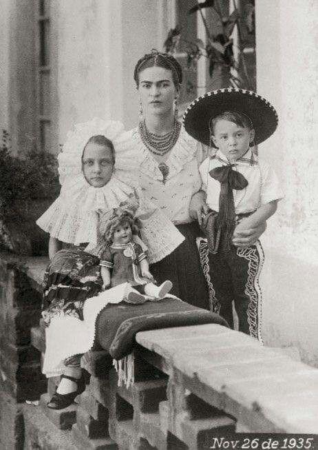 Familia de la Frida