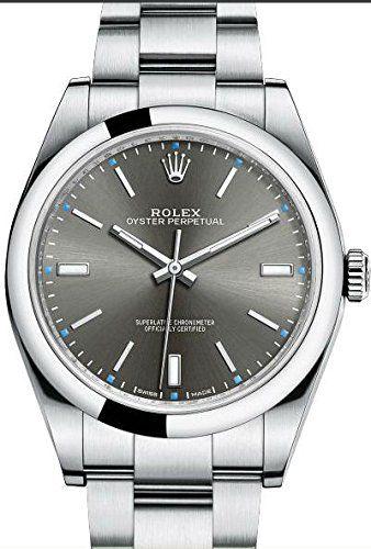 Mens Steel Rolex Oyster Perpetual 39mm Rhodium Dial, Oyster Bracelet https://www.carrywatches.com/product/mens-steel-rolex-oyster-perpetual-39mm-rhodium-dial-oyster-bracelet/ Mens Steel Rolex Oyster Perpetual 39mm Rhodium Dial, Oyster Bracelet  #perpetualcalendar #rolexwatchesformen