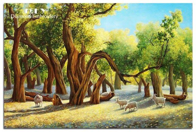 Paling Keren 30 Lukisan Pemandangan Hutan Gundul Gambar Pemandangan Hutan Kartun Gambar Pemandangan Download 90 Di 2020 Pemandangan Kartun Lukisan Bunga Matahari