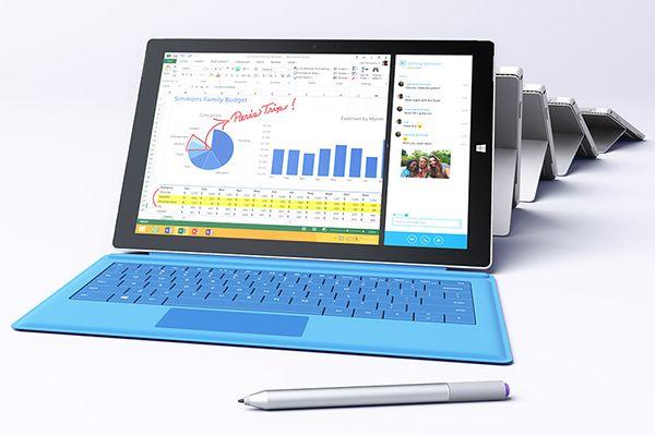 Microsoft Surface Pro 3: il tablet che può sostituire il tuo laptop. #TechNews #Microsoft #SurfacePro3 #tablet