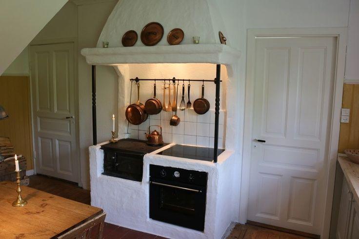 2-Husqvarna no 227 vedspis / cooking range
