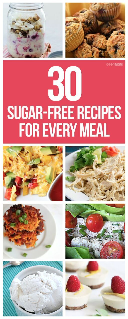 72 best dietabecties images on pinterest diabetic recipes no 30 sugar free skinny recipes for every meal of the day forumfinder Image collections