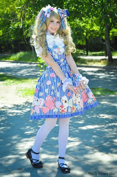 Sweet Lolita OTT - Page 4