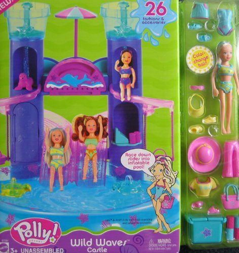 Polly pocket jeux sur pinterest poup es polly pocket - Jeux polly pocket gratuit ...