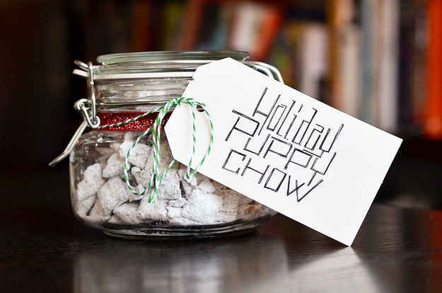 How To Make Perfect Puppy Chow