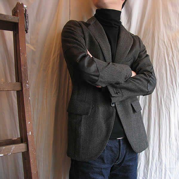 HAVERSACK 『ヘリンボーンジャケット』 : 奈良県のセレクトショップ IMPERIAL'S (インペリアルズ)