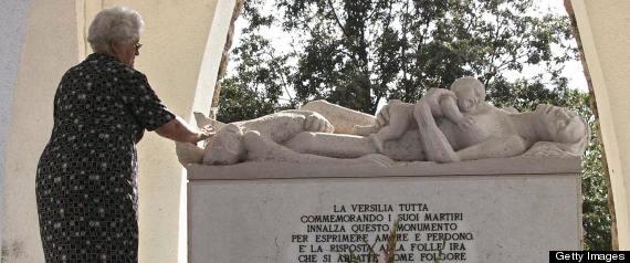 Sant'Anna di Stazzema Massacre By 16th SS-Panzergrenadier Division 'Reichsfuehrer SS' Probe Shelved