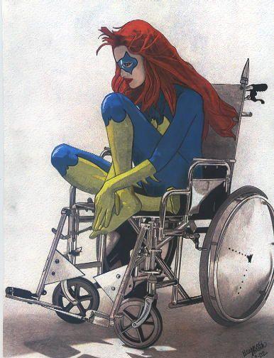 Batgirl - Oracle  by ~iamww   Fan Art /