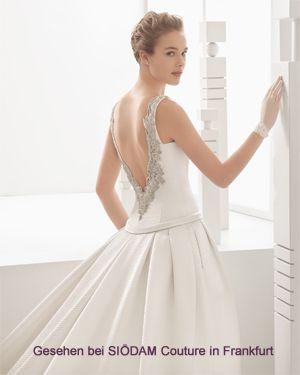 Designer Brautmode Rosa Clara aus Spanien Modell Nasia
