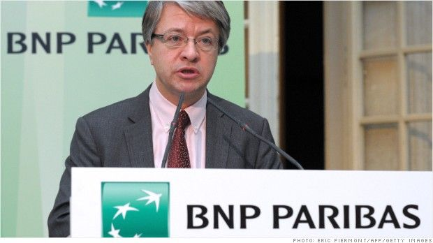 BNP Paribas braces for record $9 billion fine for sanctions busting