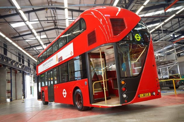 Londons new Routemaster