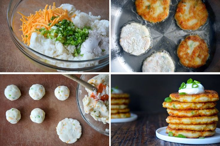 Des galettes de pommes de terre pour accompagner nos traditionnels déjeuners! • Quebec echantillons gratuits