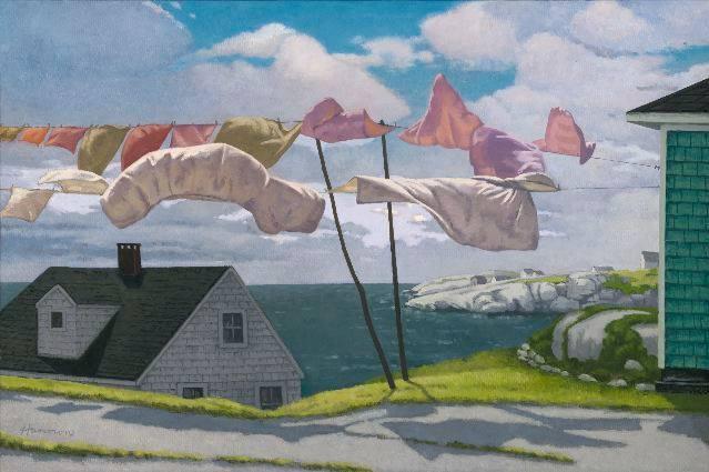 Windswept by Paul Hannon