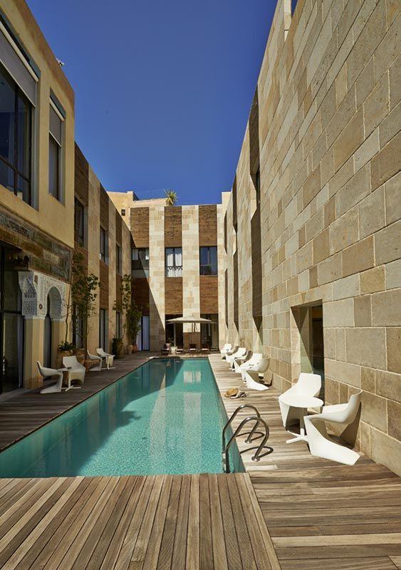 The contemporary and luxurious Riad Fes, Morocco www.mediteranique.com/hotels-morocco/fes/riad-fes/