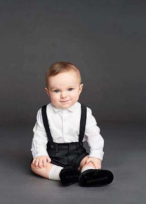 Dolce Gabbana erkek bebek kıyafetleri