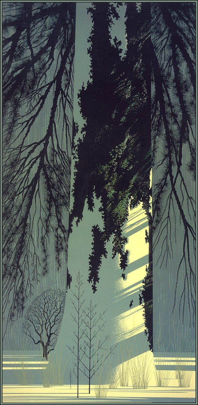 Eyvind Earle - Snow White