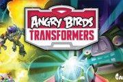 Трейлер к новому дополнению Angry Birds, в ретро стиле Трансформеров.