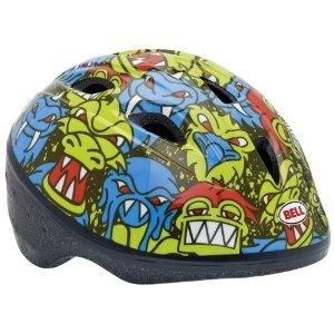 Bell Toddler Sprout Bike Helmet (Monster Mash/Blue-Green)