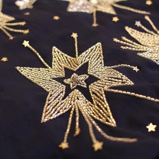 Saco Arion Lynxi · Inspirado en el cosmos, bordado con una técnica artesanal…